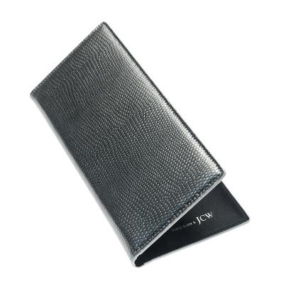 JCW Ultra-slim 장지갑 (CLS) - TITANIUM SILVER