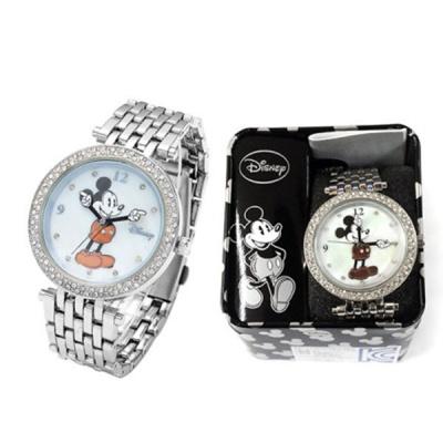 [디즈니] 미키 메탈 손목시계 (MK2249)