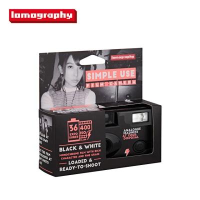 로모 심플 유즈 카메라 블랙