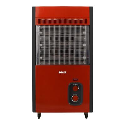 인더스 대형 이동식 히터 IN-3400A 레드