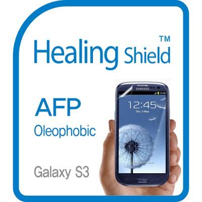 [힐링쉴드] 갤럭시S3 3G/LTE AFP 올레포빅 액정보호필름 2매(HS140109)