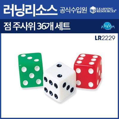 러닝리소스 점 주사위 36개(LR2229)