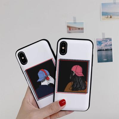 아이폰7플러스 CAP 카드케이스