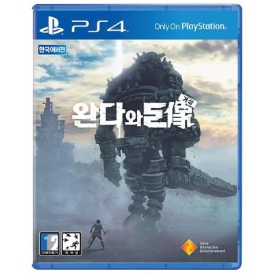 PS4 완다와 거상 한글판