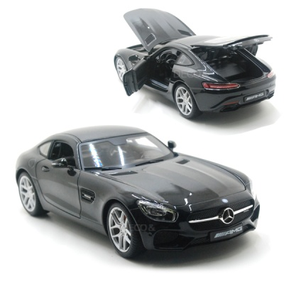 마이스토 1:18 벤츠 AMG GT - 블랙