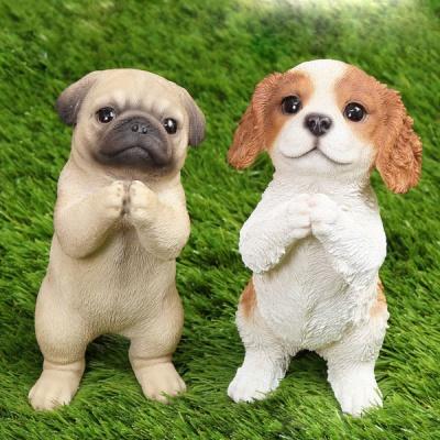 기도하는 강아지 (3컬러)