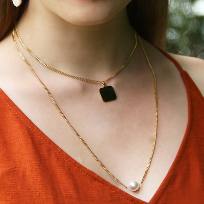 square one necklace_021_silver