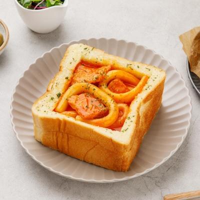 [빵떡세트2] 허니브레드+갈릭브레드 2팩 세트 (택1)