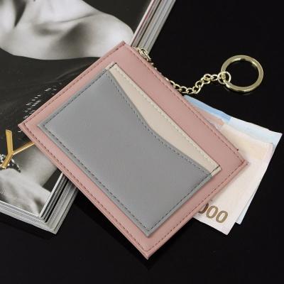 클로닛 슬림 카드지갑(핑크)