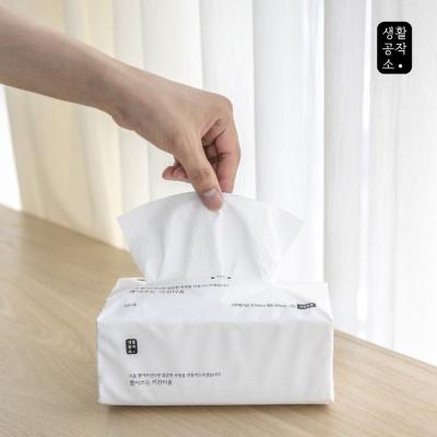 [생활공작소] 뽑아쓰는 키친타올 100매 x 12팩