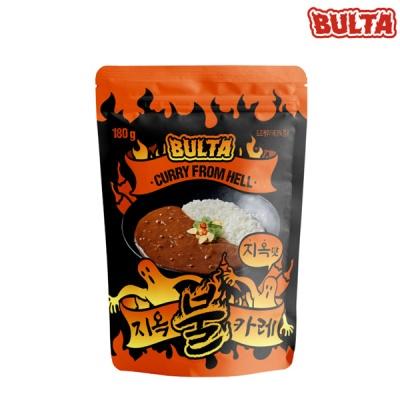 [BULTA] 불타 지옥불카레 지옥맛 180gx10팩