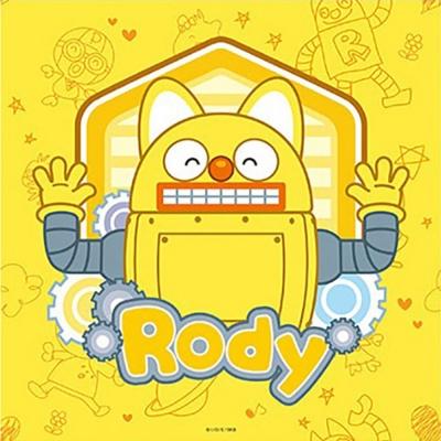 뽀로로 로디 5D 보석십자수 액자세트 15x15
