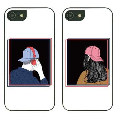 아이폰7플러스케이스 cap 스타일케이스