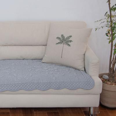 [베누지오] 소프트모달 워싱 소파매트 60x180cm 3인용