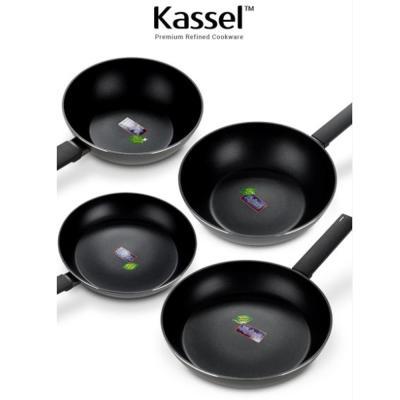 Kassel 루반 IH 프리미엄 후라이팬/궁중팬 4종세트