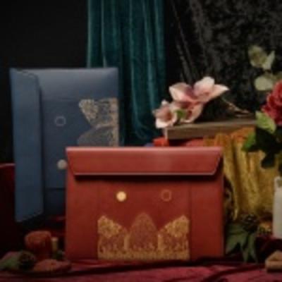 [미미달]일월오봉도 노트북파우치(15인치용)
