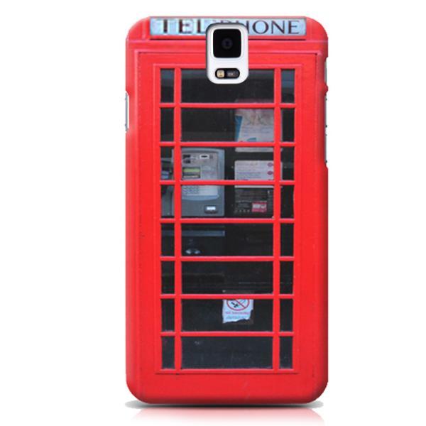 프리미엄 레드 영국 전화박스(갤럭시S5)