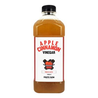 후르츠팜 애플시나몬 과일초 1L