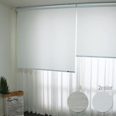 바이오 루디 방염 롤스크린(150x150cm)_2color
