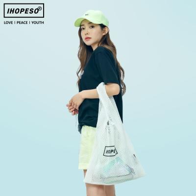 aileen 라이트 메쉬 토트백 가방 캐주얼가방 학생가방
