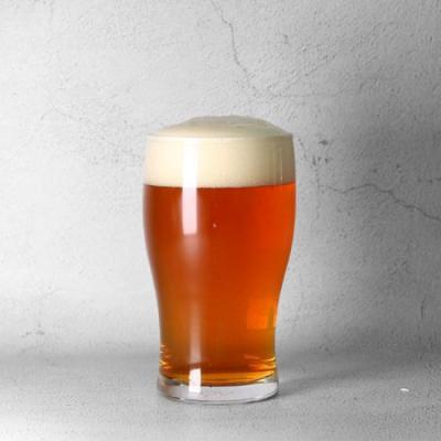 클리어 기본형 튤립 맥주잔 1개