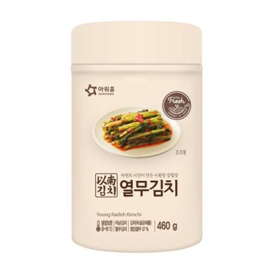 [아워홈] 이남김치 열무김치(460g 용기형)
