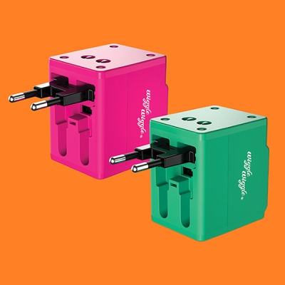 Travel Multi Adapter 멀티어댑터 (2종)