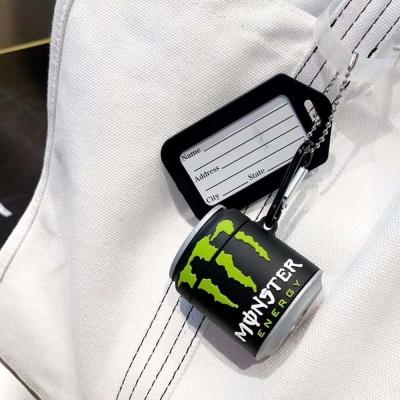 에어팟 1/2/프로 특이한 에너지 음료수 실리콘 케이스