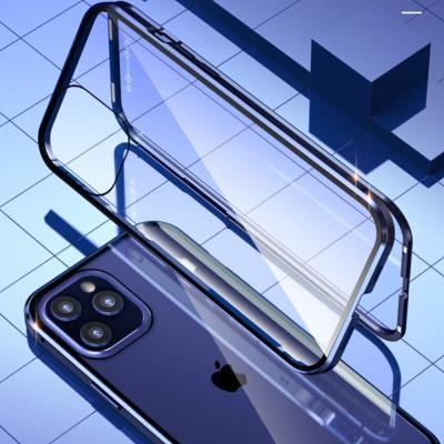 아이폰 12/프로/프로맥스/미니 투명 풀커버 폰케이스