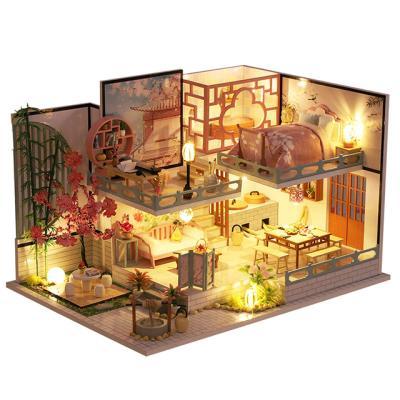 DIY 미니어처하우스 로얄 블로썸