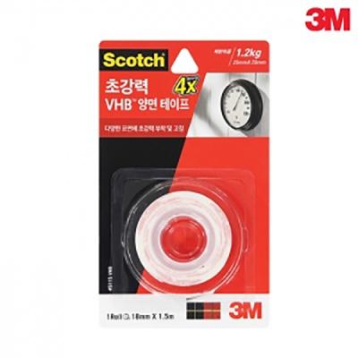 3M 스카치™ 5115 VHB 양면 테이프 (18mmx1.5m)