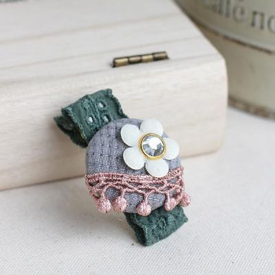 [DIY 패키지] 꽃단추 집게핀