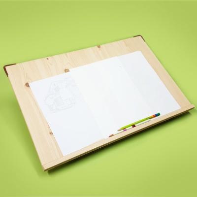 데스크이젤(소) WDE01 리딩데스크/기본형 경사스탠드 겸용독서대 각도조절스탠드