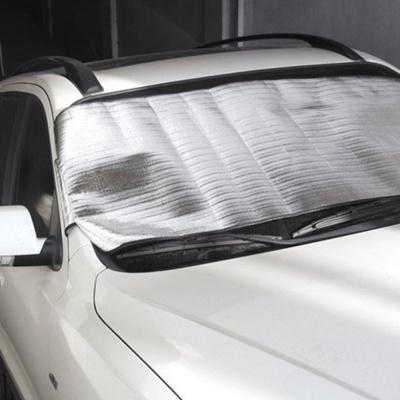 차량용 앞유리 성애방지 및 햇빛가리개 햇빛가림막 자
