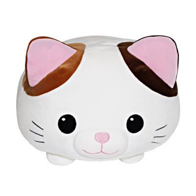 모찌모찌 만두 고양이 인형 삼색이 50CM