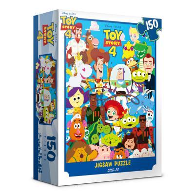 디즈니 토이스토리4 직소퍼즐(150피스/D150-25)