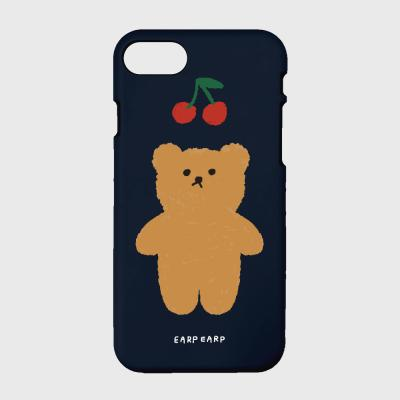 Cherry big bear-navy(color jelly)