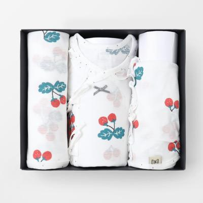 [메르베] 방울방울해 신생아 출산선물세트_여름용