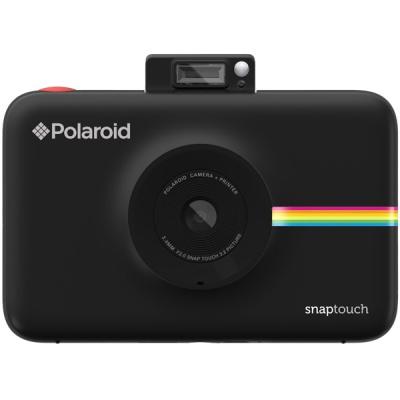 폴라로이드 즉석카메라 & 모바일 프린터 SNAP TOUCH 블랙