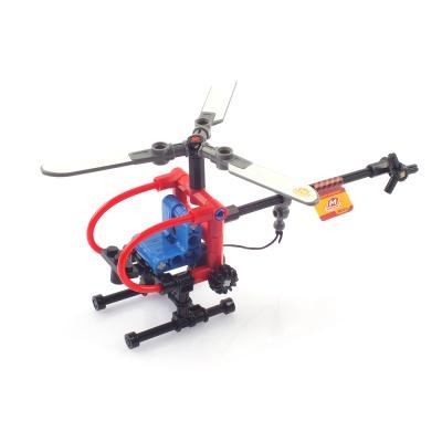 블럭테크닉 미니레스큐 헬리콥터 블록65pcs CBT291311