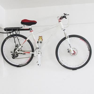 벽고정형 실내 자전거거치대/ 전시 보관 자전거걸이