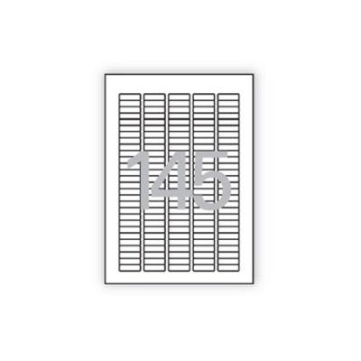 분류표기용 라벨(LS 3145 100매 145칸 폼텍)