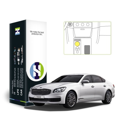 K9 2020 조그 다이얼 PPF 자동차 보호필름 2매