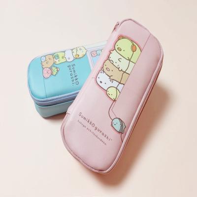 스밋코구라시 멀티필통10000 (핑크)
