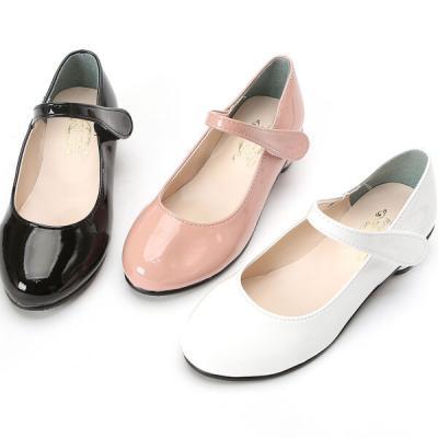 마미 민자굽 170-230 아동 여아 정장 구두 신발