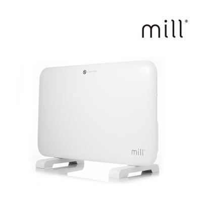 밀 북유럽 슬림 전기컨벡터 히터 온풍기 MILL1200M