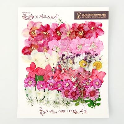 [압화 꽃모음 - C타입] 수선화 꽃모음