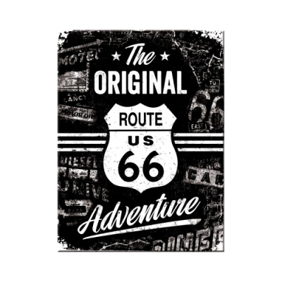 노스텔직아트[14331] Route 66 The Original Adventu