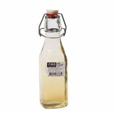 엠아알 유리밀폐 오일병 250ml 소스 기름 간장 시럽