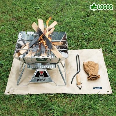 [로고스] BBQ 방염매트  81064021